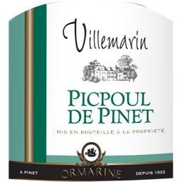 Picpoul de Pinet, vin blanc