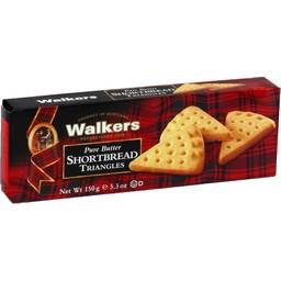 Biscuits Shortbread triangles pur beurre
