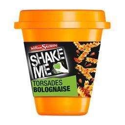 Shake Me - Torsades bolognaise