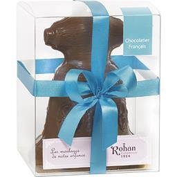 Rohan Confiserie  Moulages de chocolat au lait assortis