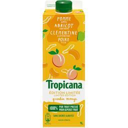 Jus pomme abricot clémentine poire Tropicana