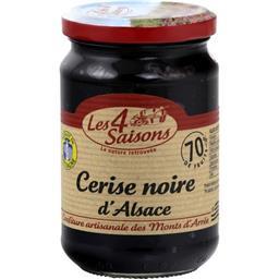 Confiture cerise noire d'Alsace