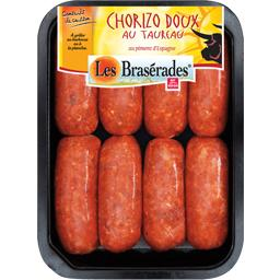 Chorizo doux au taureau