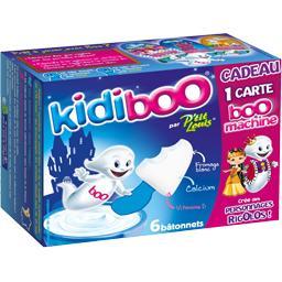 Kidiboo X6 P'tit Louis,P'TIT LOUIS,les 6 bâtonnets de 20 g