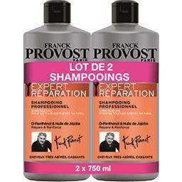 Expert Réparation - Shampooing répare & renforce che...