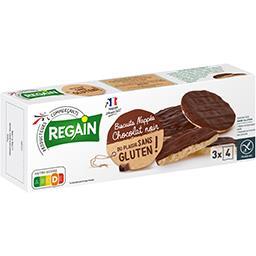 Regain Biscuits nappés chocolat sans gluten le paquet de 150 g