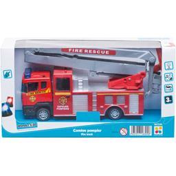 Camion pompier son et lumière