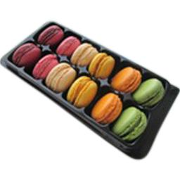 Macarons aux fruits