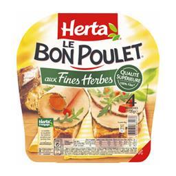 Le Bon Poulet - Filet de poulet aux fines herbes