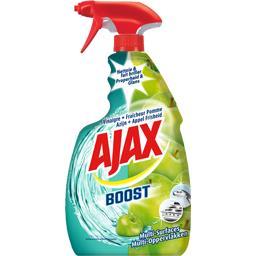 Nettoyant ménager multi-surfaces boost vinaigre & pomme Ajax