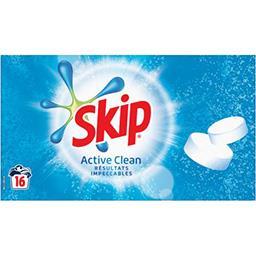 Active Clean - Tablettes de lessive