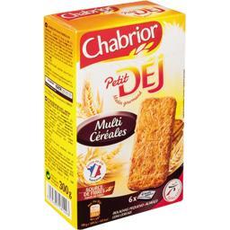 Petit Dej' - biscuits multi céréales