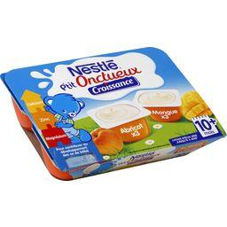 P'tit Onctueux Croissance - Desserts abricot/mangue ...