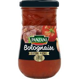 Sauce bolognaise extra riche