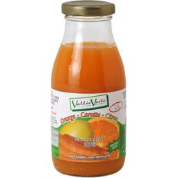 Jus d'orange carotte citron