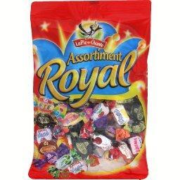Assortiment Royal de bonbons