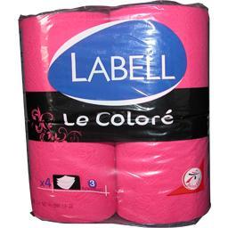 Papier toilette fushia Le Coloré