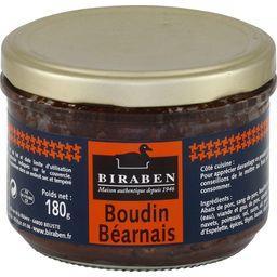 Biraben Boudin béarnais 'nouvelle recette'