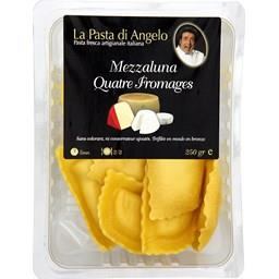 Mezzaluna quatre fromages