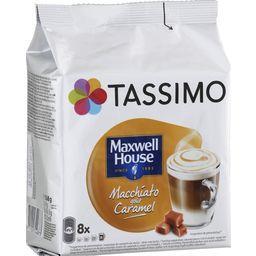 T-Discs café Maxwell House Macchiato goût caramel