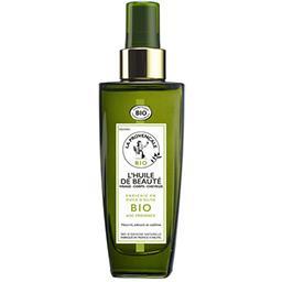 L'Huile de Beauté visage corps cheveux huile d'olive...