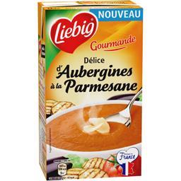 Gourmande - Délice d'aubergines à la parmesane