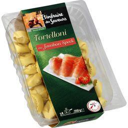 Tortelloni au jambon Speck