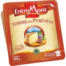 Tomme des Pyrénées doux et fondant