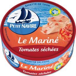 Emietté de thon Le Mariné tomates séchées