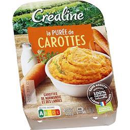 Créaline La Purée de carottes