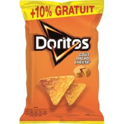 Biscuits apéritif chips Nacho Cheese Doritos