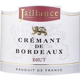 Crémant de Bordeaux Jaillance - 25% de Remise Immédiate Brut