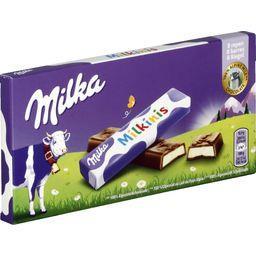 Barres chocolatées Milkinis
