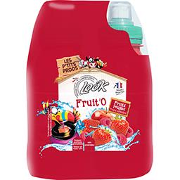 Boisson Fruit'O aux fruits rouges