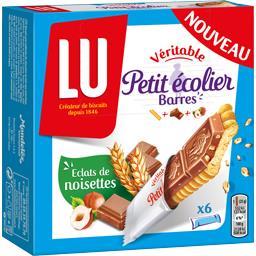 Petit Ecolier - Biscuits avec tablette de chocolat a...
