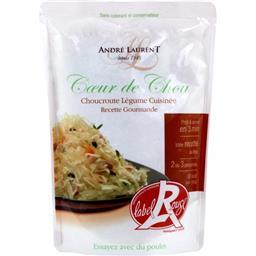 Choucroute Cœur de Chou recette gourmande Label Rouge