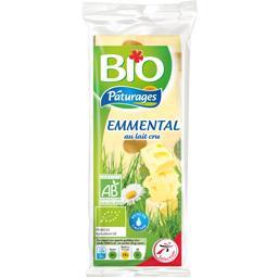 Emmental au lait cru, BIO