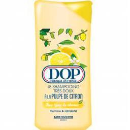 Le Shampooing enrichi en citron