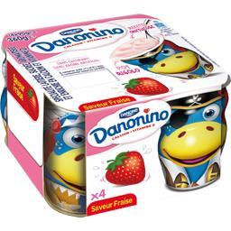 Danonino - Spécialité laitière fraise
