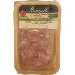 Grenier recette medocaine panse de porc cuite