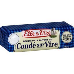 Beurre doux de la laiterie de Condé sur Vire