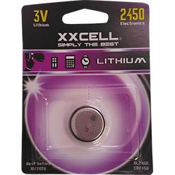 Pile lithium c2450 3v