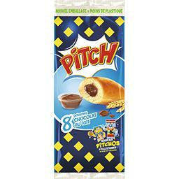 Pitch - Brioches chocolat au lait