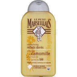 Shampooing Reflets Dorés extrait de camomille germe ...