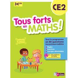 Tous forts en Maths ! CE2