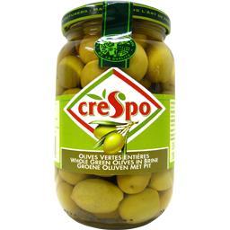Crespo Olives vertes entières