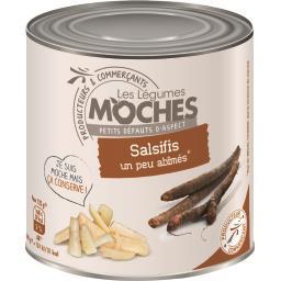 Les Légumes Moches Salsifis abîmés la boite de 250 g net égoutté