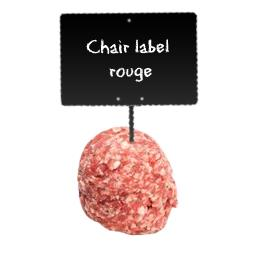 Chair label rouge