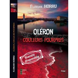 Oléron, couleurs pourpres