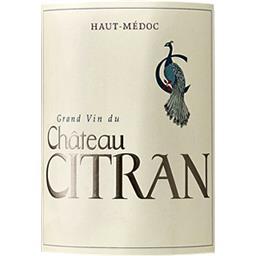 Haut-Médoc Château Citran vin Rouge 2012